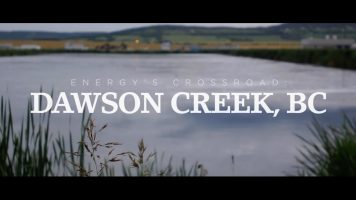 Energy's Crossroad: Dawson Creek, BC