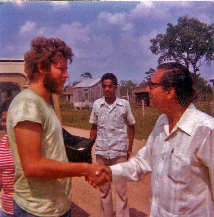 Thomas Dichter: A Solution to the Immigration Crisis? A Peace Corps in Reverse