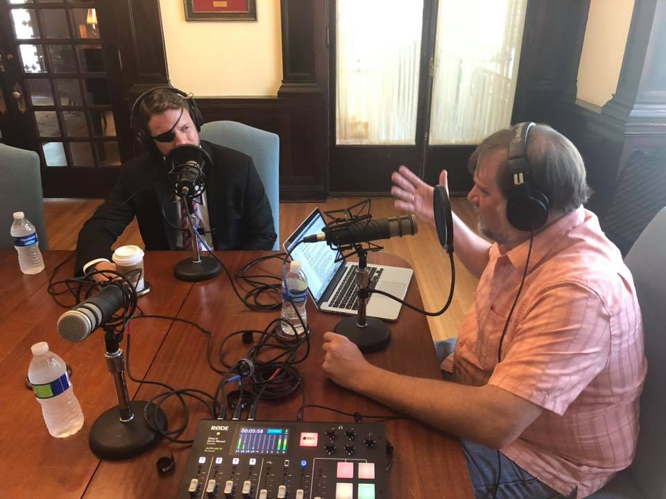 Podcast: Congressman Dan Crenshaw on Border Security, Work Visas and Political Football